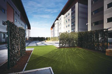 Green-tech supplies Green-tree topsoil in North East's £150m Trinity Square Project