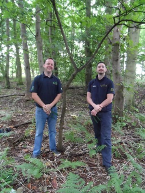 Green-tech staff pass the National Plant Specification