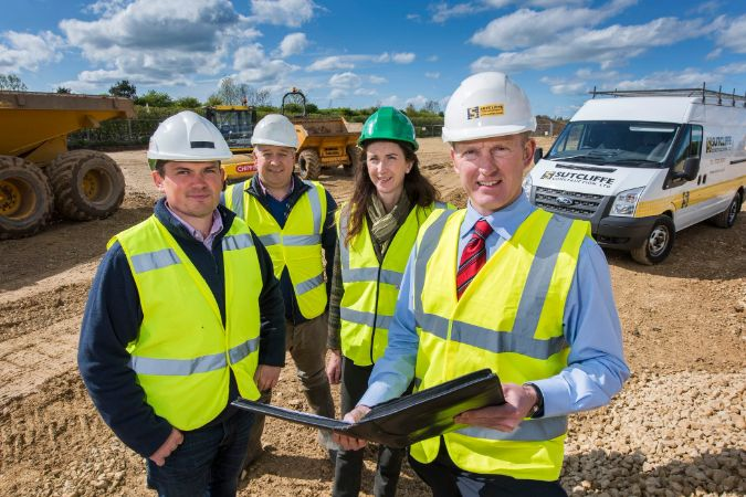 Development of Green-tech's new A1 site underway
