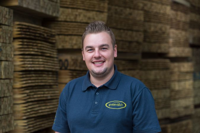 Green-tech's Mark Browne named as one of the industry's top young professionals