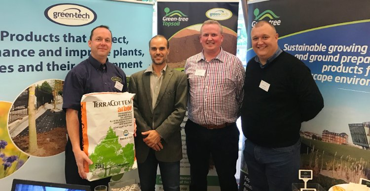 Green-tech signs sole UK Distribution deal for TerraCottem Arbor to provide trees with the perfect start