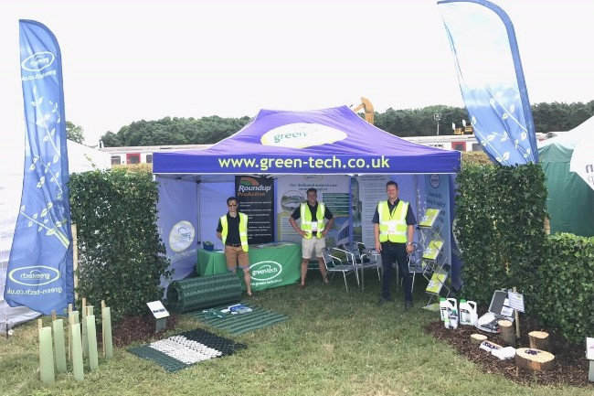 Green-tech returns to exhibit at the 'Biggest and Best' Rail Live yet!