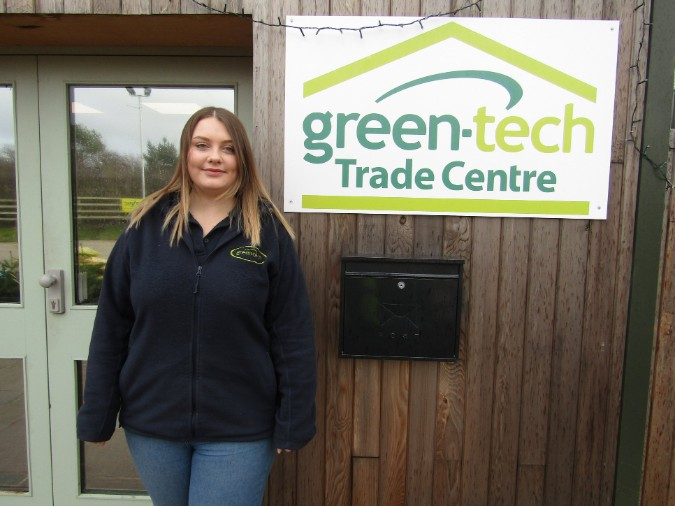 New Green-tech Trade Centre for Landscape Gardeners opens up near Boroughbridge
