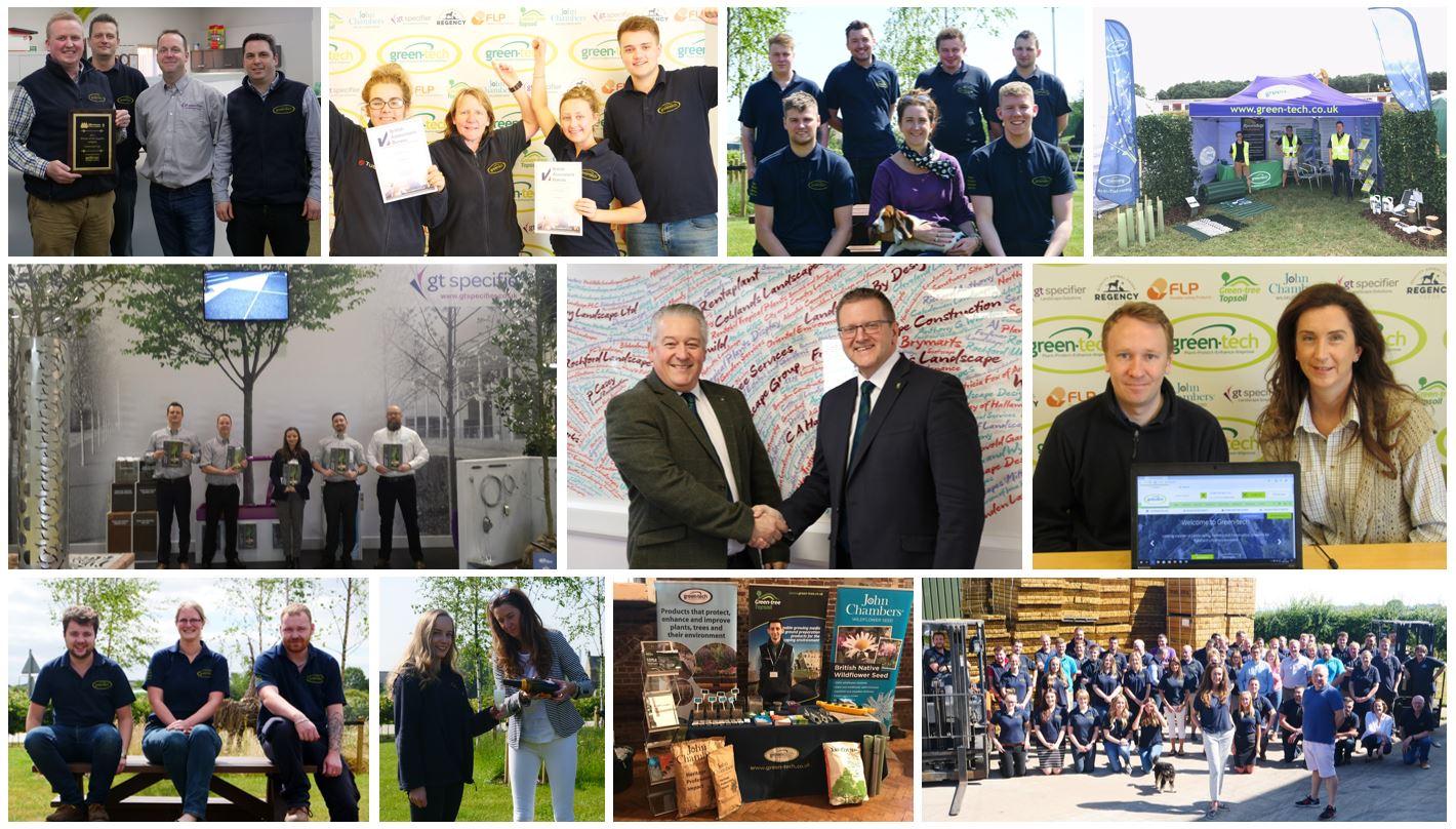 Another recording breaking year in Green-tech's 24-year history.