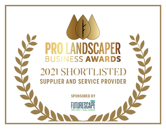 Green-tech shortlisted in the Supplier and Service Provider of the ProLandscaper Business Awards
