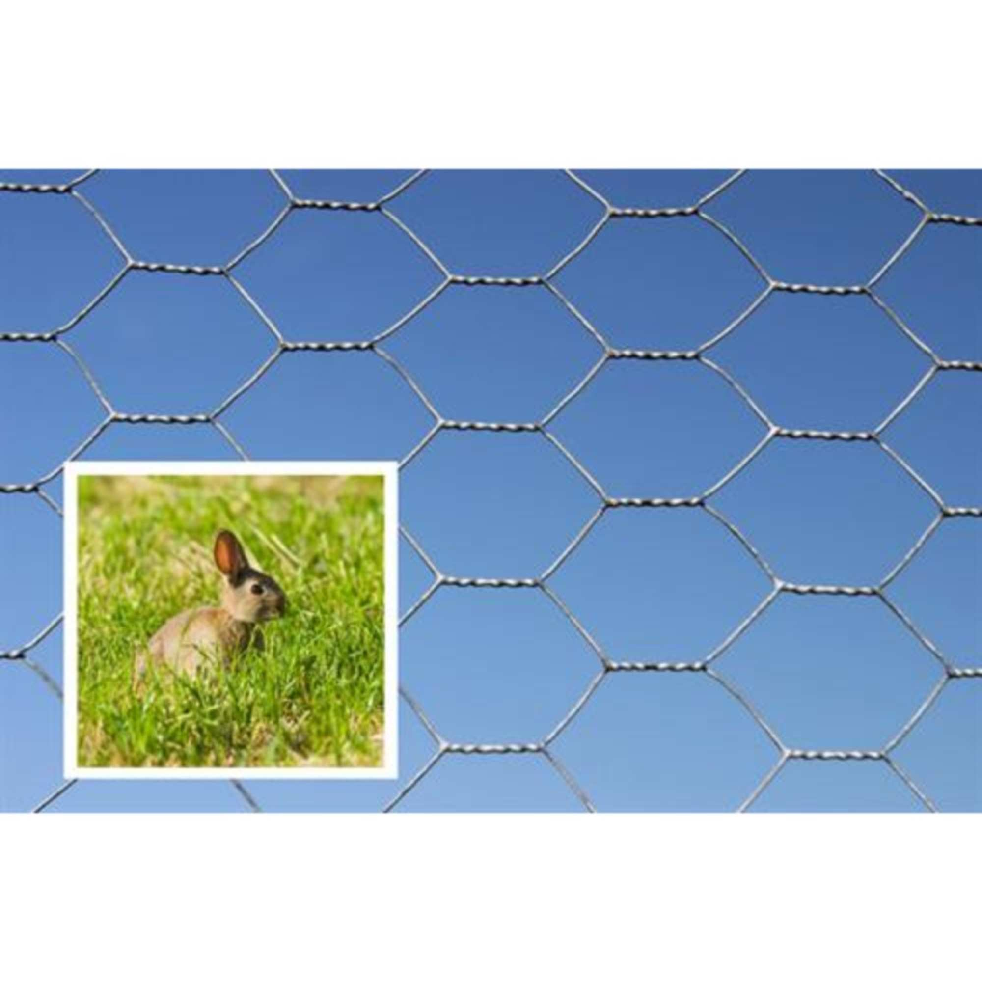 Rabbit Netting Fence - Agricultural Fencing | Green-tech