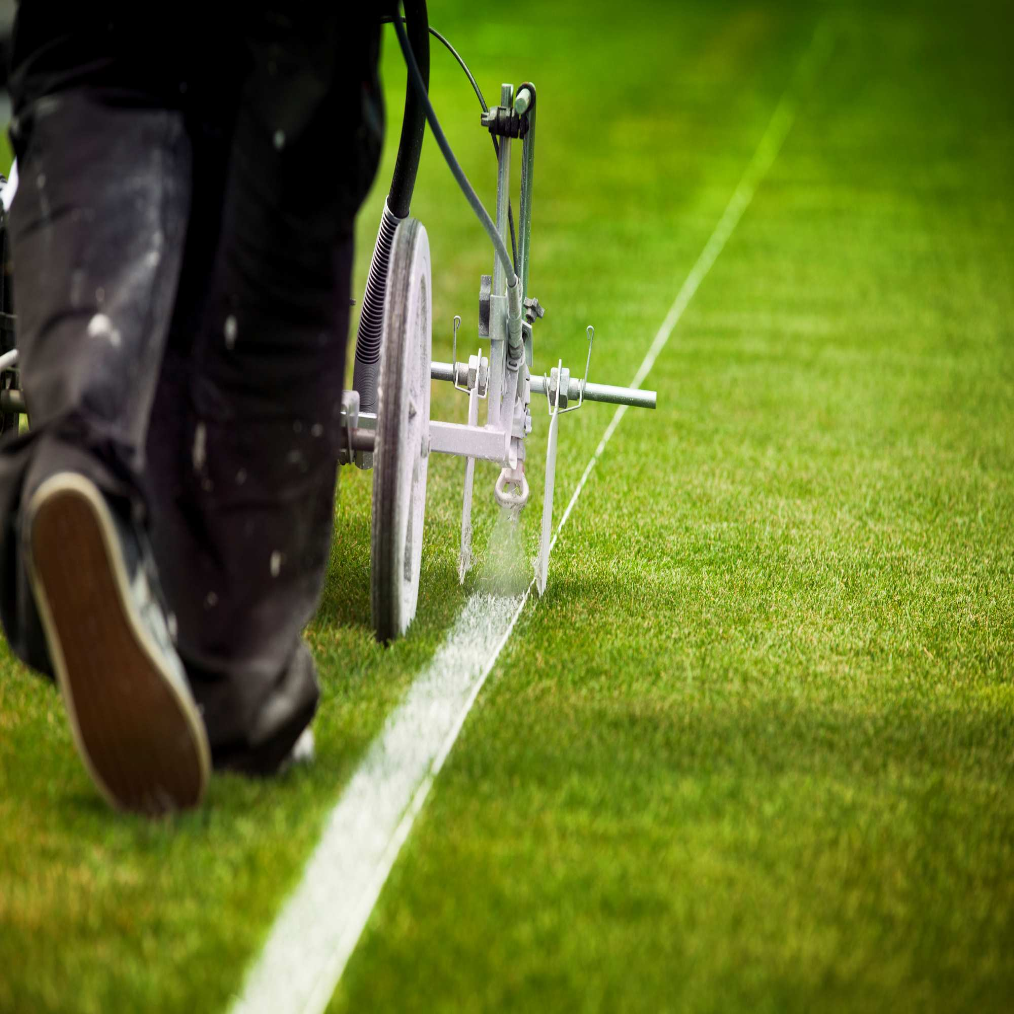 Pitch Line Marking
