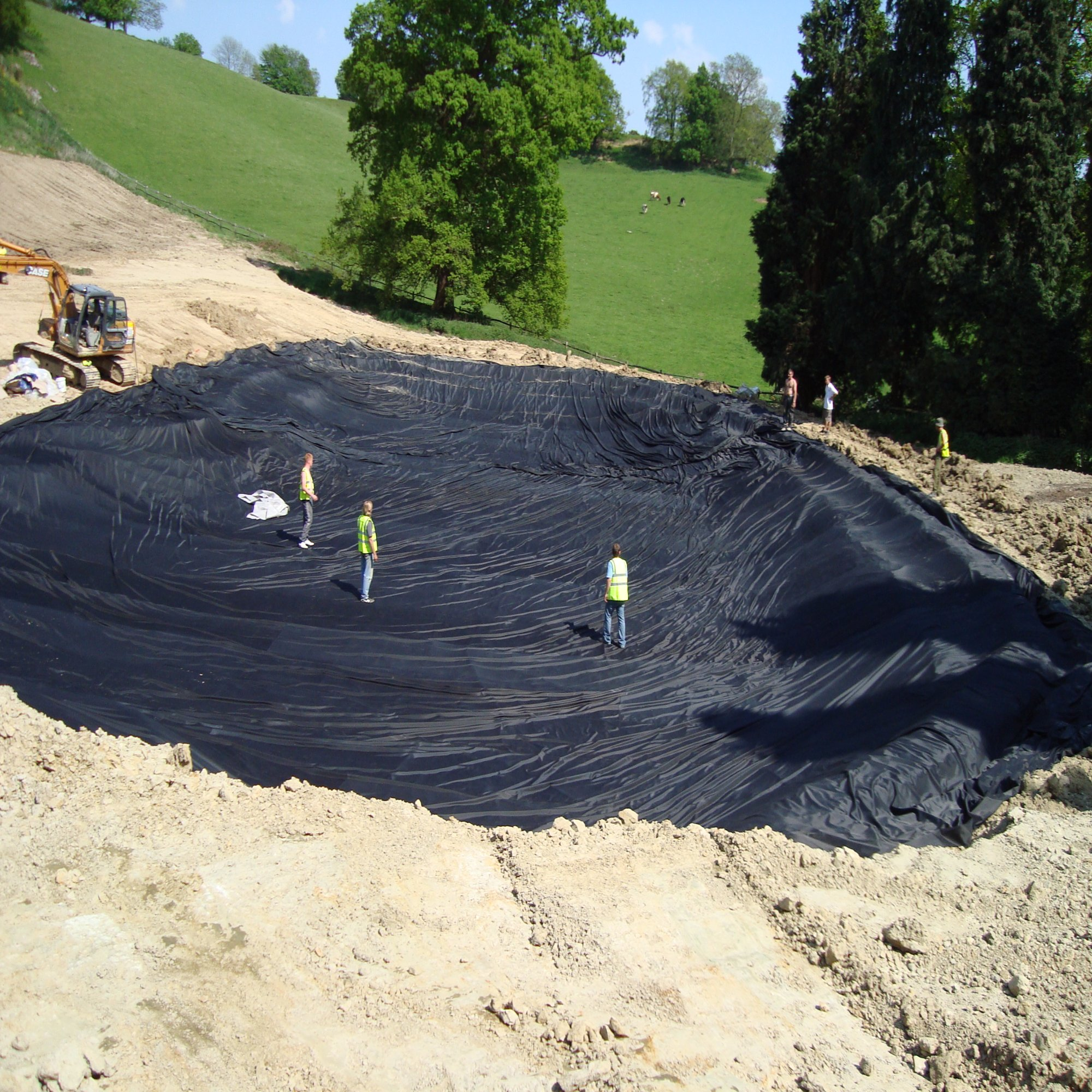 Pond Liner & Lake Liners