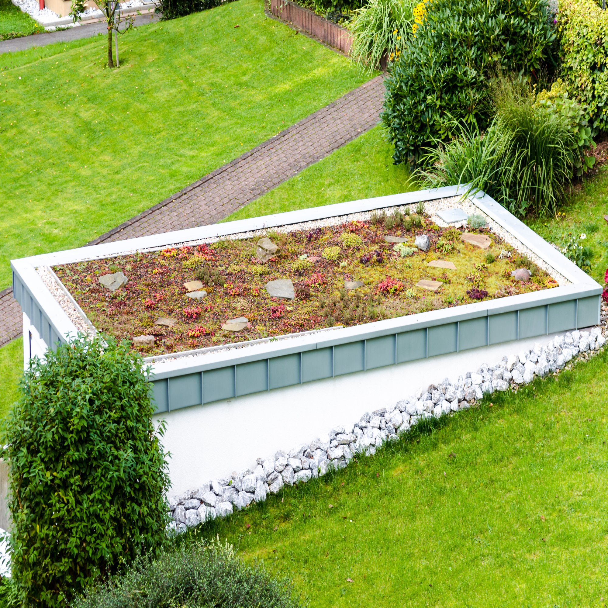 Green Roof Sedum Systems
