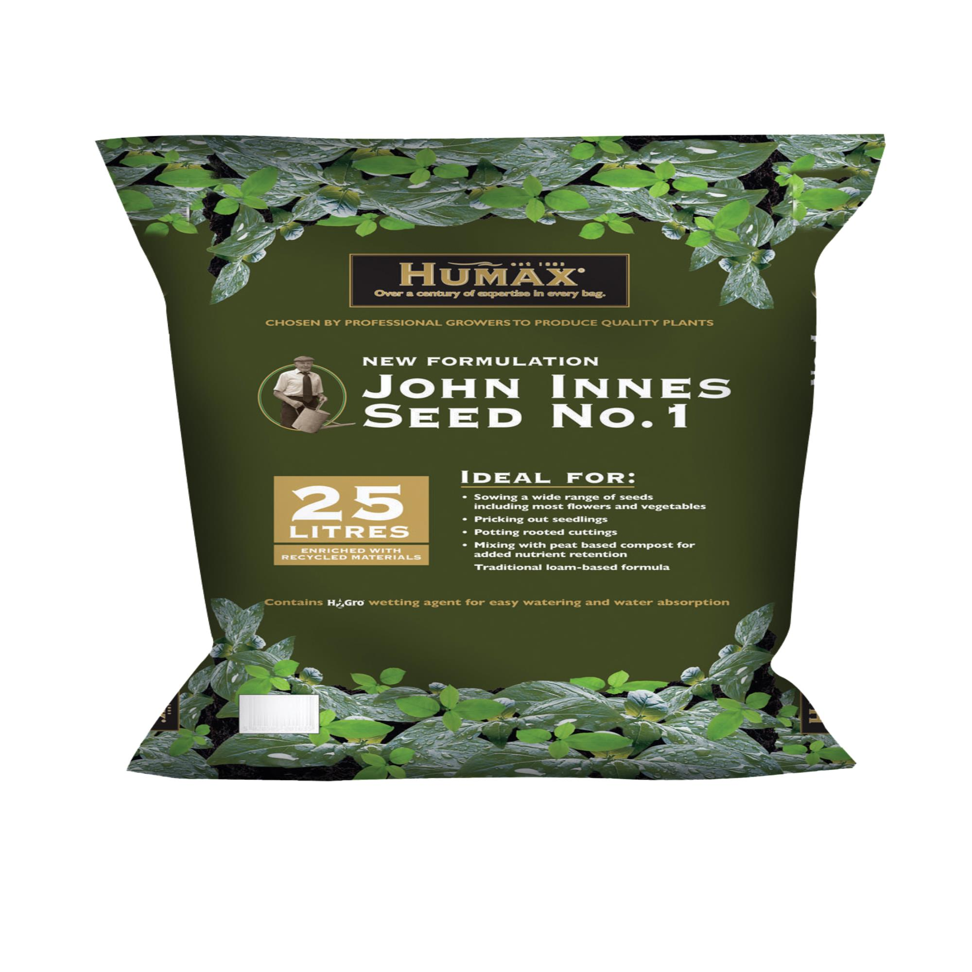 Humax john innes no 1 compost compost enriched biochar for Soil and green
