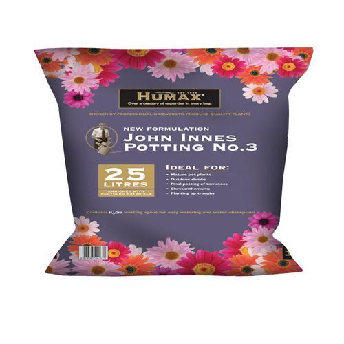 Humax John Innes No 3 Compost Compost Amp Enriched Biochar