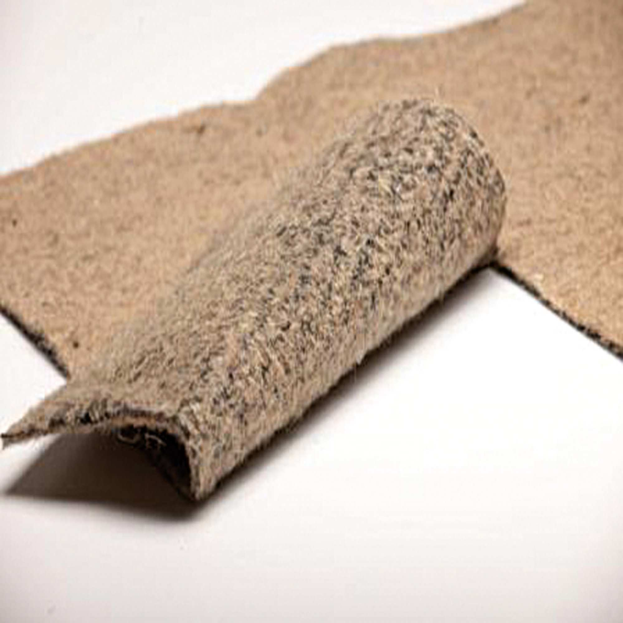 WEED CONTROL FABRIC DEGRADABLE SQUARE SPATS 450g ECOMAT 50CM x 50CM