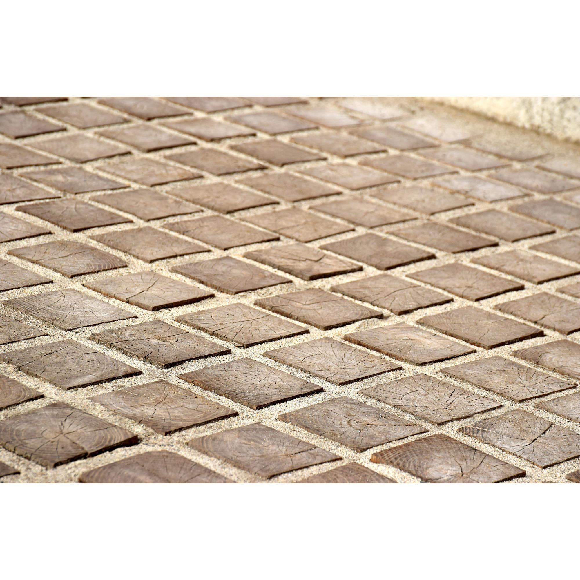 Wooden Porous Pavers