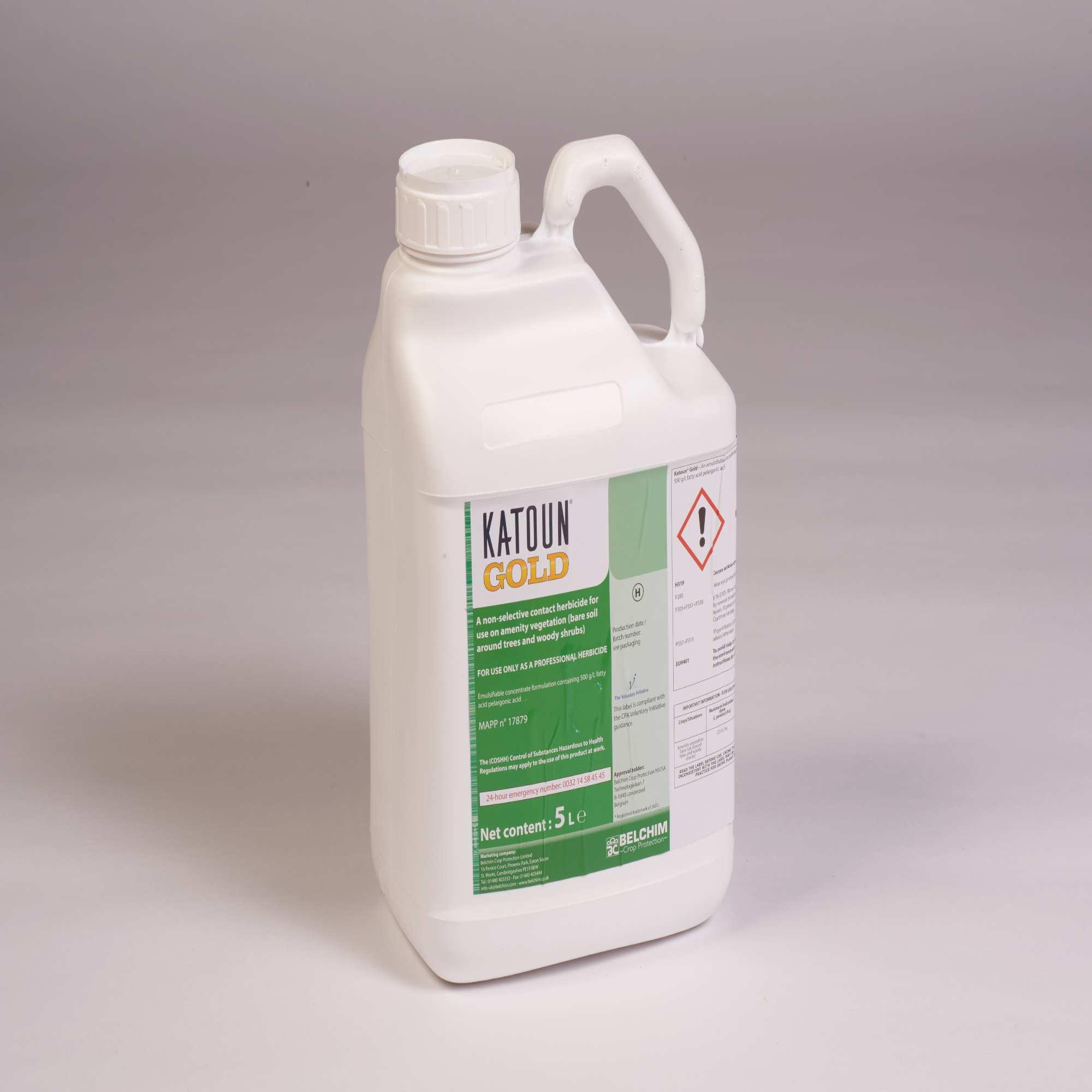 Katoun Gold - Total Weed Control   Green-tech