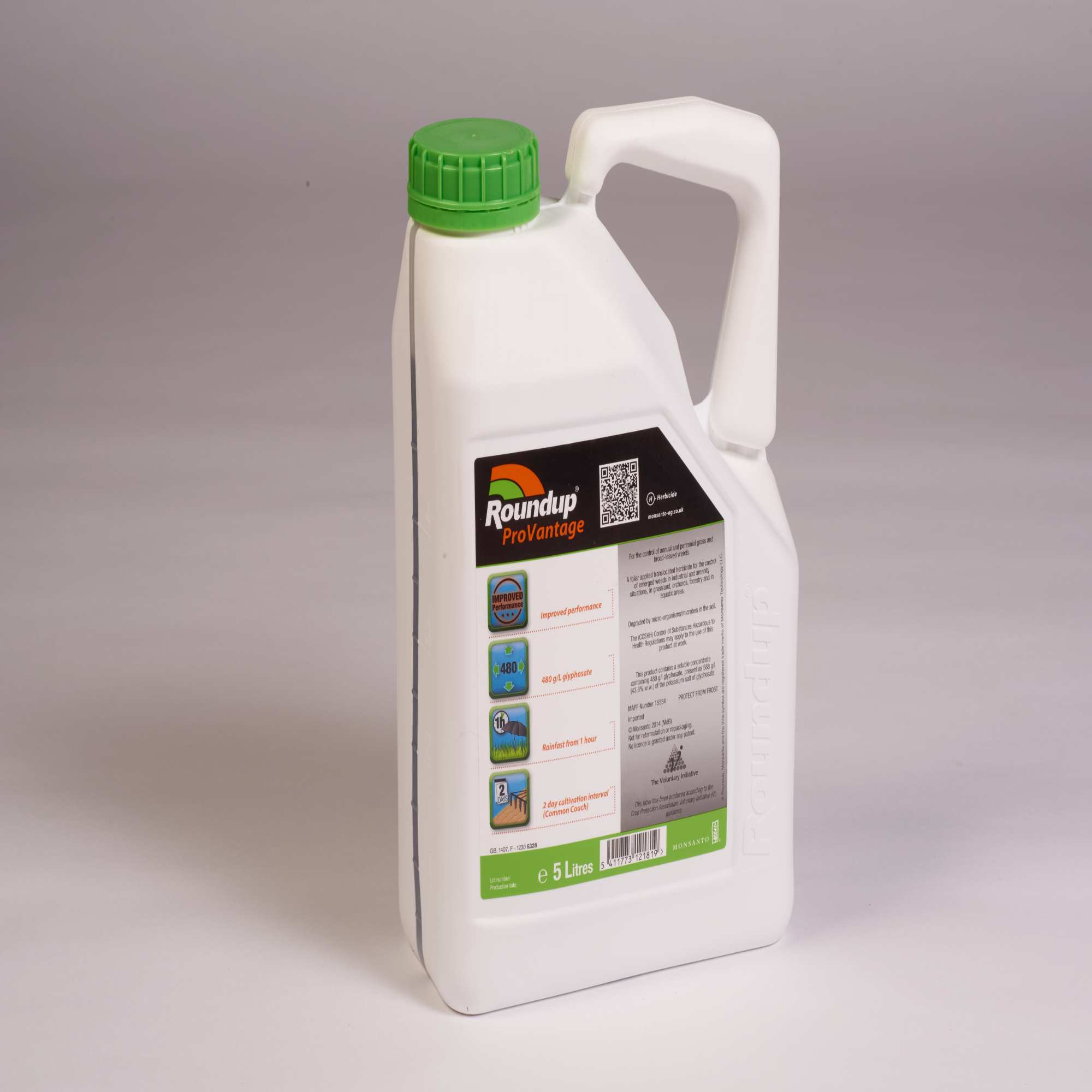 Round-up Pro Vantage 480 - Total Weed Control | Green-tech