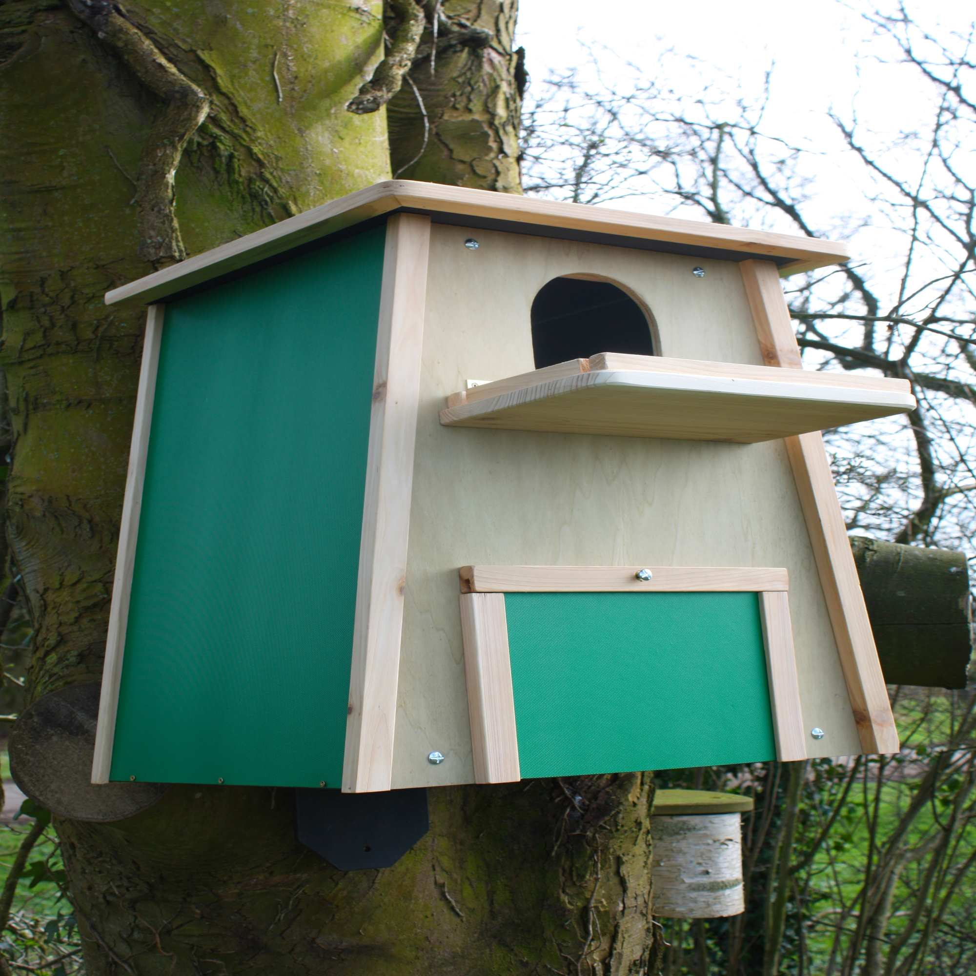 Barn Owl Nest Box Wildlife Nest Boxes Green Tech